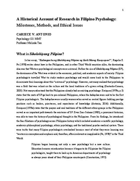 Pero pinakita niya na hindi siya natatakot at handa. Background Of The Study Example Tagalog - What's New