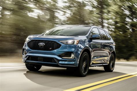 Ford Debuts Allnew 2019 Ranger And 2019 Edge St Ahead Of