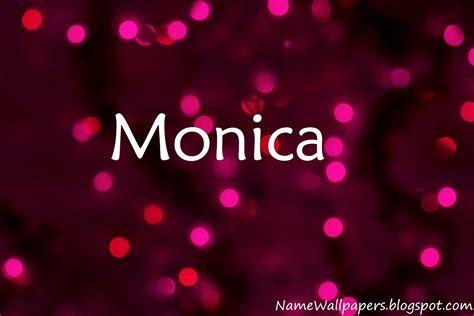 monica  wallpaper gallery