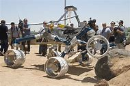 Pictures of Mars Rover Wheel Suspension