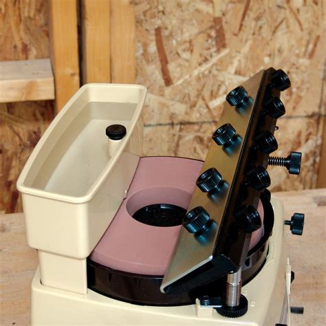 makita horizontal wheel wet blade sharpener