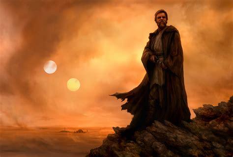 Obi Wan Kenobi Wallpaper Update 2 Third Star Wars Standalone Movie About Obi Wan Kenobi Is In Early Talks And More