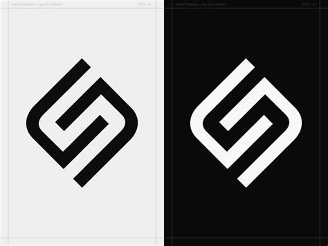 sn monogram personal logo concept  sakari niittymaa dribbble dribbble