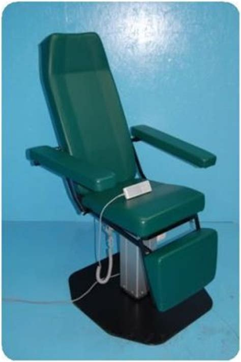 used umf 8677a procedure chair power examination