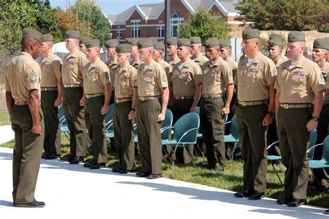 marine corps scraps e 8 board after irregularity