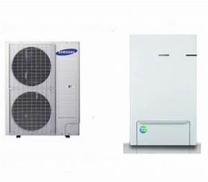 Pac Air Eau : chauffage pompes chaleur samsung pac air eau bi bloc ~ Melissatoandfro.com Idées de Décoration