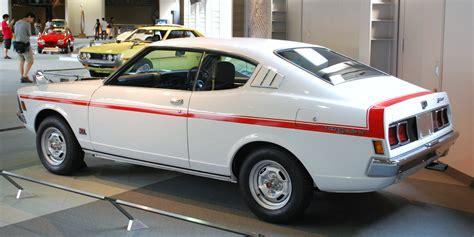 02 Mitsubishi Galant by File 1970 Mitsubishi Galant Gto 02 Jpg Wikimedia Commons