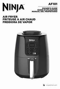 Ninja Af101 Air Fryer User Manual