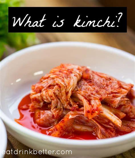 kimchi   favorite superfood trend