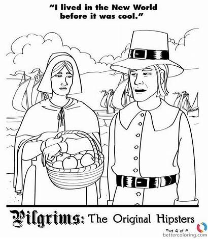 Coloring Hipster Pages Lived Printable Adults