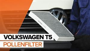 T5 Ausbau Anleitung : wie volkswagen t5 pollenfilter wechseln tutorial autodoc ~ Kayakingforconservation.com Haus und Dekorationen