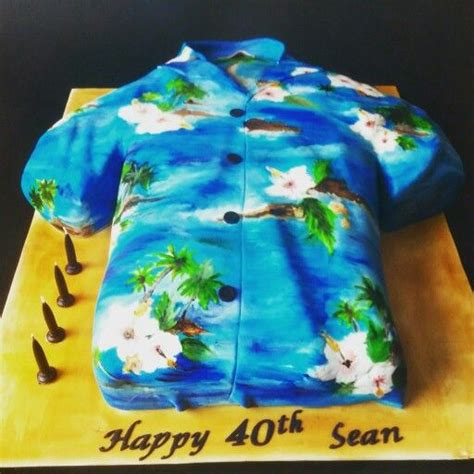 shirt cake ideas  pinterest man cake men