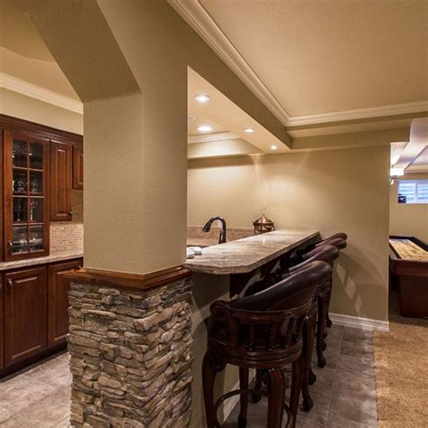 Fascinating Basement Remodeling Ideas For Small Spaces