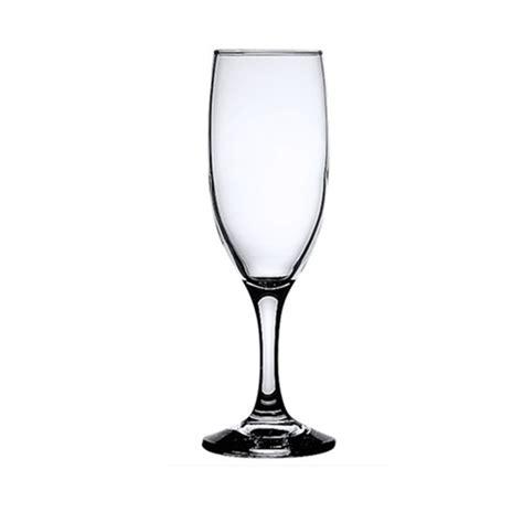 bicchieri flute vetro set di bicchieri calice flute 10cl 6 pezzi vetro