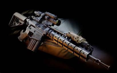 Rifle Wallpapers Assault Backgrounds Larue