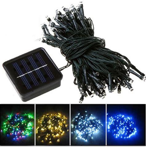 solar bulb string lights mono crystalline solar led string lights
