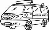 Ambulance Sketch Drawing Paintingvalley Sketches sketch template
