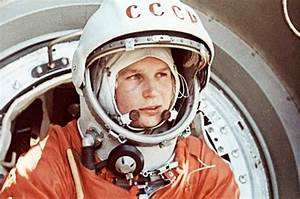 Fifty years ago, first woman to fly in space wore world's ...