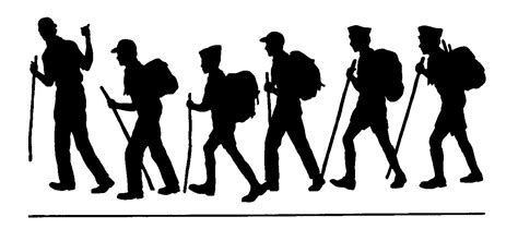 Boy Scouting Clipart In Black And White & Boy Scouting ...