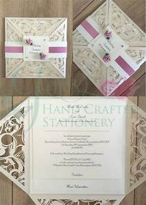 17 best images about belly band laser cut invitations on With belly bands for wedding invitations uk