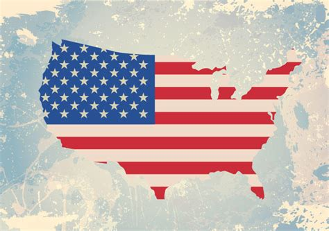 Ripped American Flag Svg  – 136+ SVG PNG EPS DXF File