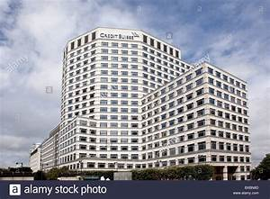 Credit Suisse Canary Wharf Stock Photos & Credit Suisse ...
