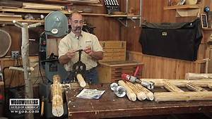 Woodworking Project Tips - Making Rustic Furniture - The