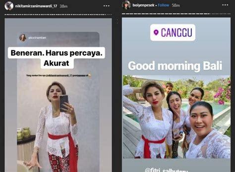 Biasa Umbar Aurat Nikita Mirzani Dipuji Kalem Dan Anggun
