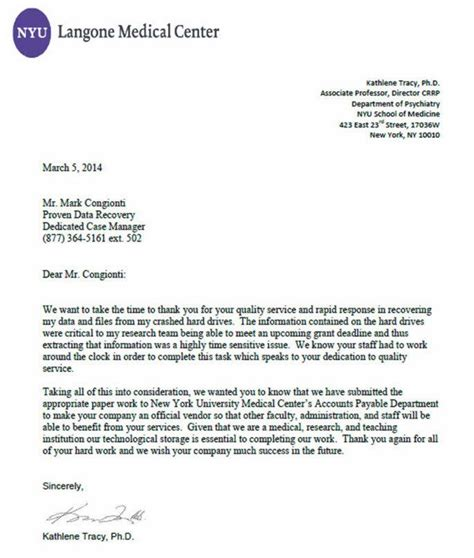 ideas  employee recommendation letter