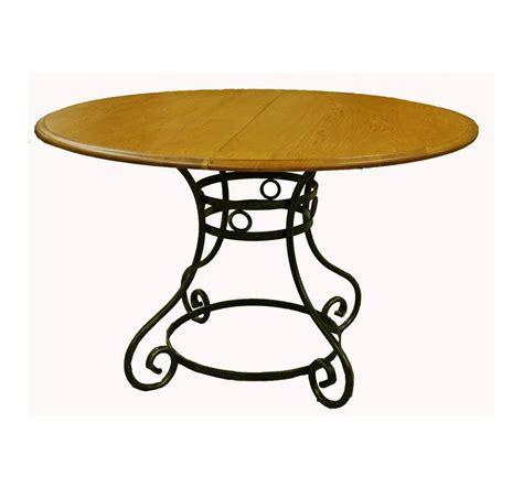 canape d angle en tissus table ronde chêne et fer forgé table en chêne