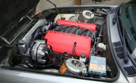 bmw     corvette engine