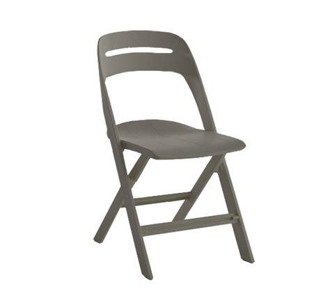 chaise pliante exterieur chaise pliante gill ingenia bontempi polypropylène