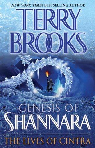 elves  cintra genesis  shannara   terry brooks