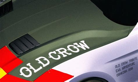 Ford Teases One-off 'old Crow' Mustang