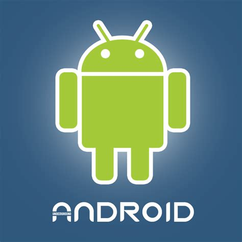 androide android logo by undeerground on deviantart