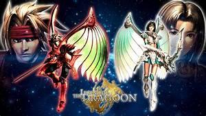 The Legend of Dragoon - Dart and Shana by Legend-tony980 ...