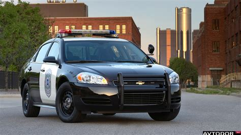 2018 Chevrolet Impala Police Vehicle