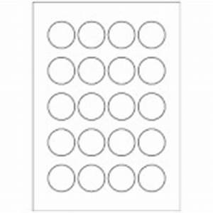 Small round stickers 20 per page avery templates for Avery small round stickers