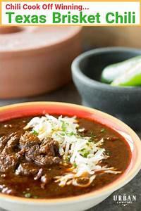 Get This Chili Cook Off Winning Texas Brisket Chili Recipe