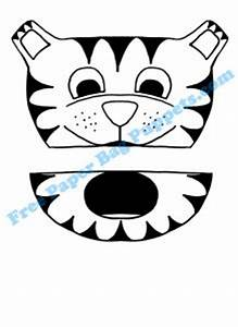 Pinterest for Tiger puppet template