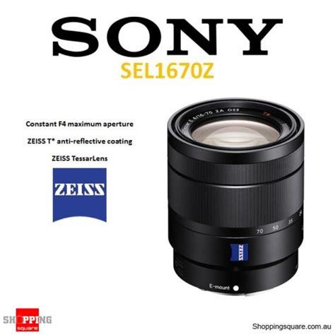 sony vario tessar t e 16 70mm f4 za oss digital dslr lens shopping shopping