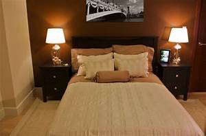 bedroom decorating ideas brown and cream With brown and cream bedroom ideas