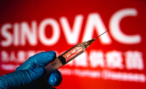 One sample from china eventually served as. Sinovac secures $515m funding for COVID vaccine production