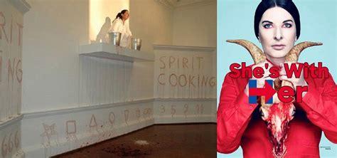 Резултат с изображение за hillary clinton spirit cooking