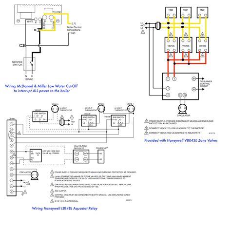 Wire Actuator Wiring Diagram For Two by Zone Valve Wiring Schematic Gadgetschinoispascher