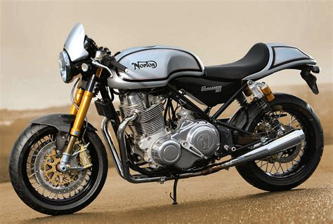 Norton 961 Commando Café Racer 2014