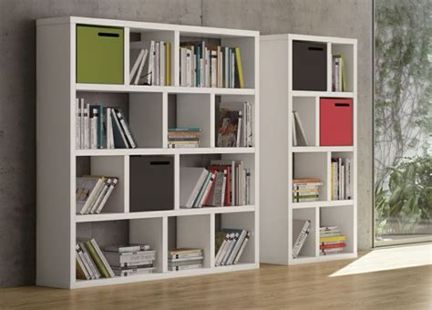 Modern Furniture Bookcase by Berlin Large Contemporary Bookcase The Berlin Contemporary