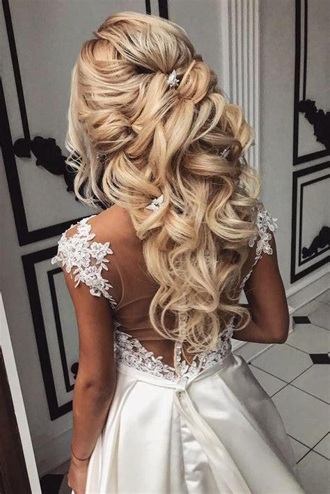 30 wedding hair half up ideas hairstyles hairdo
