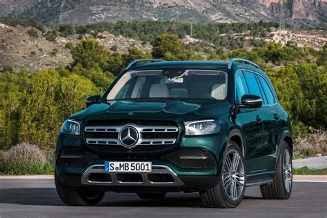 Modern luxury both on and off orange county roads: 2021 Mercedes-Benz GLS-Class SUV Exterior Photos | CarBuzz