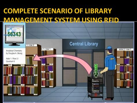 rfid  assets  library management
